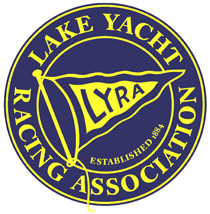 Lake Yacht Racing Association logo